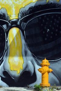 Graffiti, © Nancy Pallowick, Women Artists Art Competition