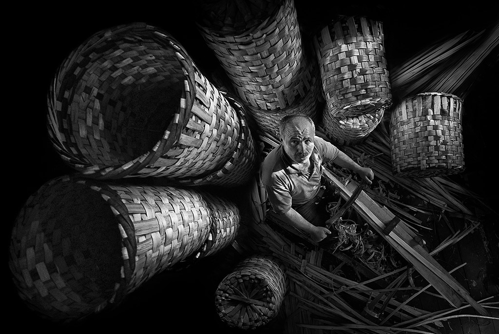 Küfe, © Leyla Emektar, Turkey, 3rd Place, World Wood Day Photo Contest