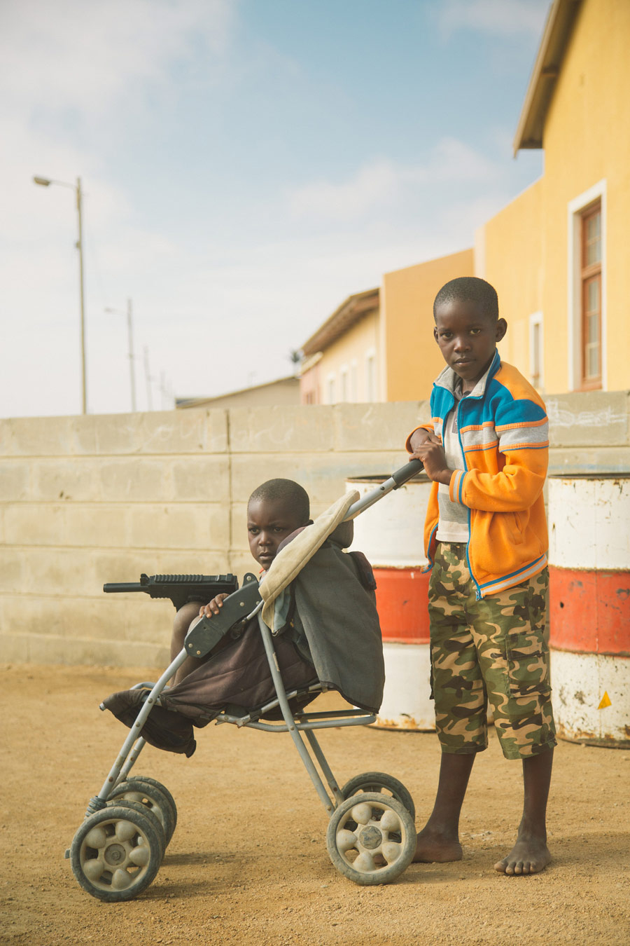 Child Soldiers, © Ouisurf, Montreal, Professional : Travel Portraits, World In Focus - The Ultimate Travel Photography Competition