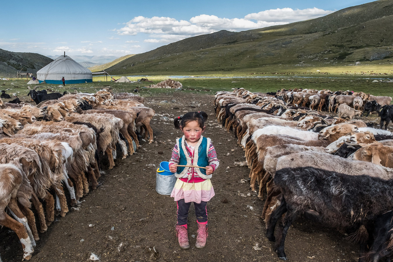 Among The Sheep, © France Leclerc, Chicago, IL, United States, Amateur : Travel Portraits, World In Focus - The Ultimate Travel Photography Competition