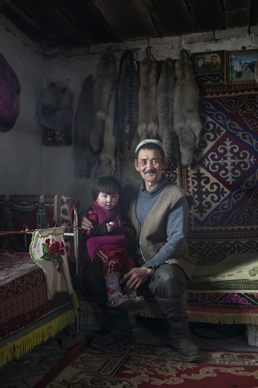 Boldeken (The Eagle Hunter), © Dimitri Staszewski, Philadelphia, PA, United States, Amateur : Travel Portraits, World In Focus - The Ultimate Travel Photography Competition