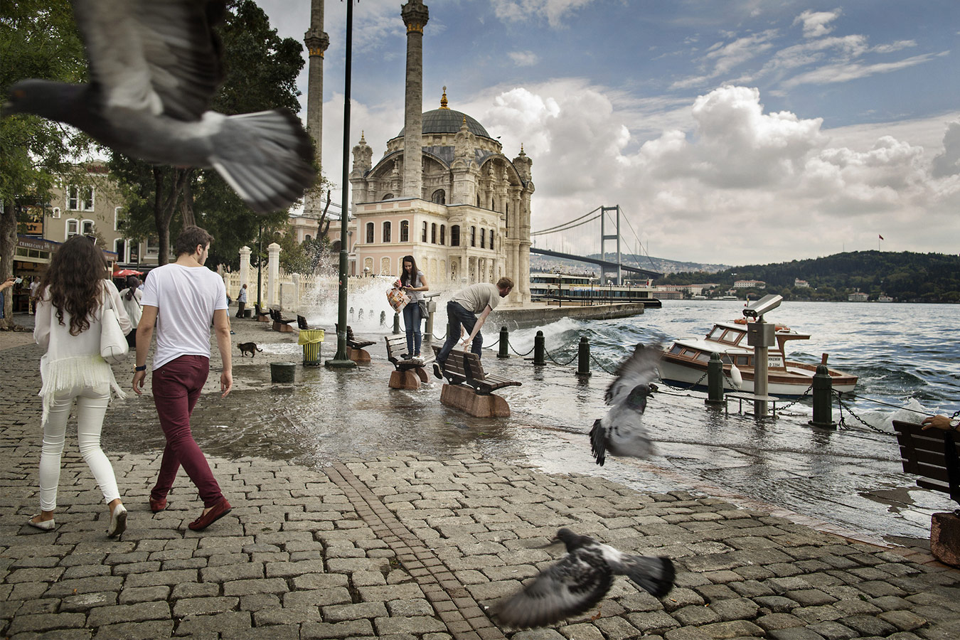Ortaköy Mosque - Istanbul, © Liliana Ranalletta, Roma, Italy, Amateur : Sense Of Place, World In Focus - The Ultimate Travel Photography Competition