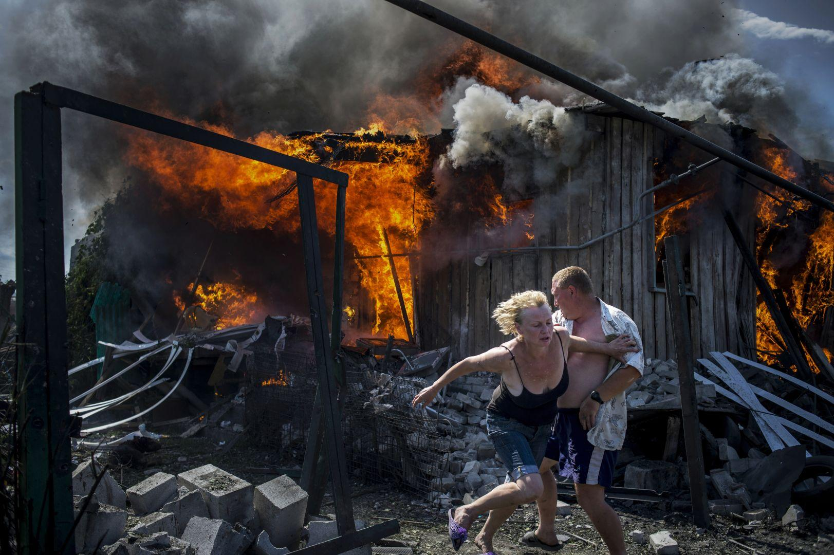 Black Days of Ukraine, Valery Melnikov, Russia, The World Press Photo Contest