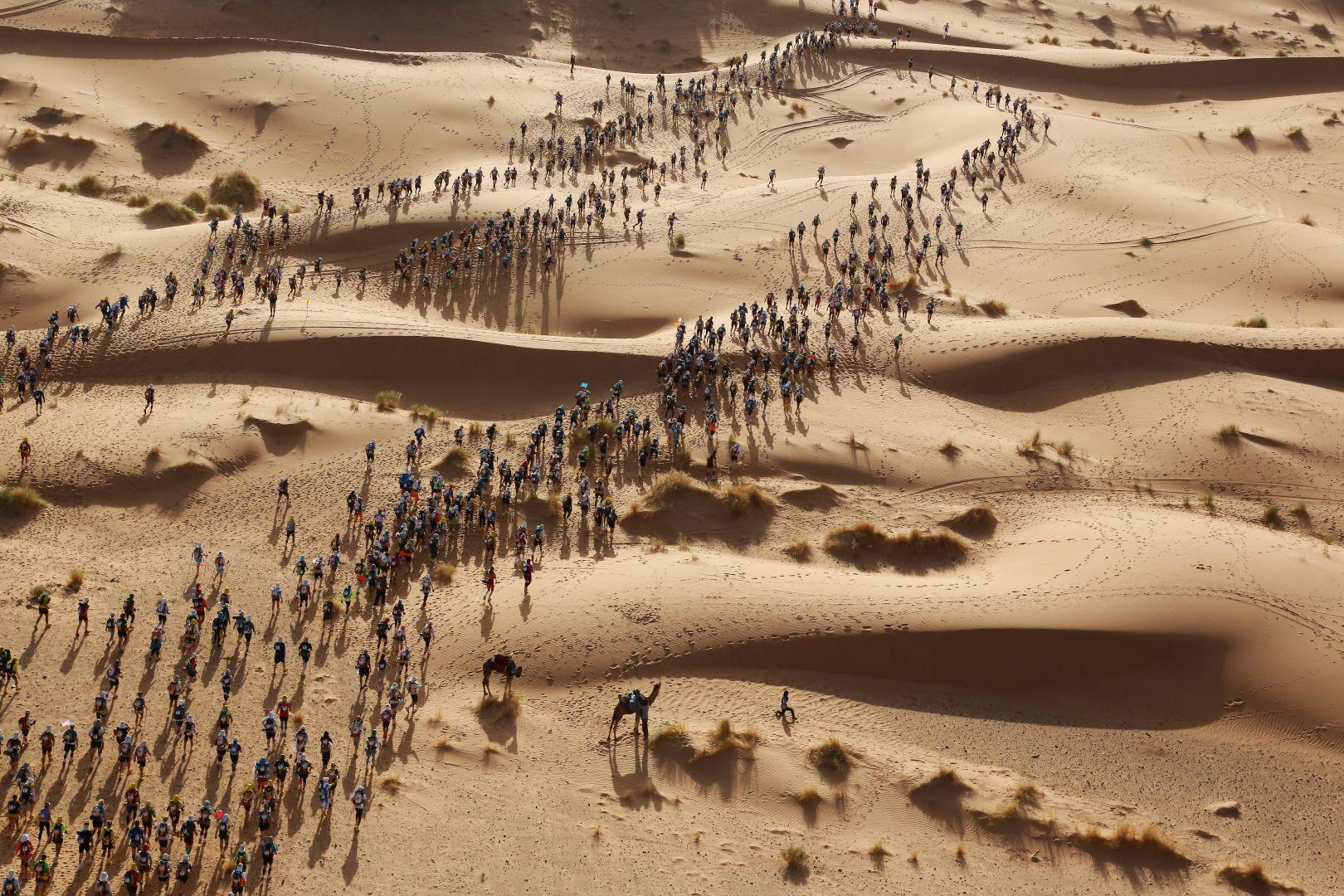 Marathon des Sables, © Erik Sampers, France, 3rd prize singles, World Press Photo Contest