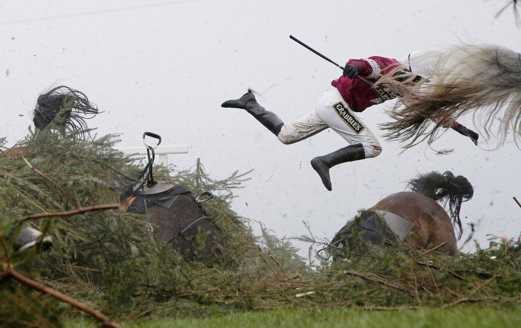 Grand National Steeplechase, Tom Jenkins, UK, The World Press Photo Contest