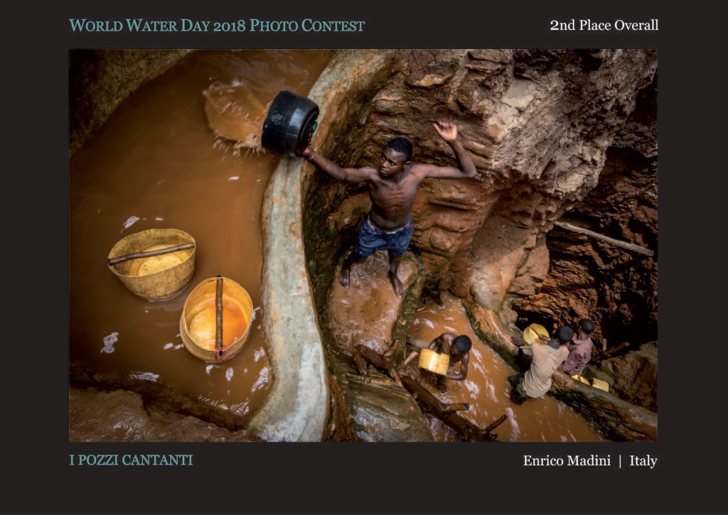 © Enrico Madini, 2nd Place Overall, World Water Day Photo Contest