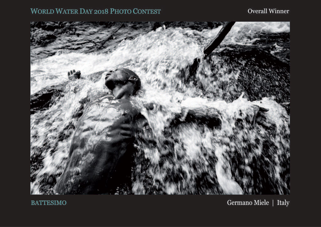 © Germano Miele, Overall Winner, World Water Day Photo Contest