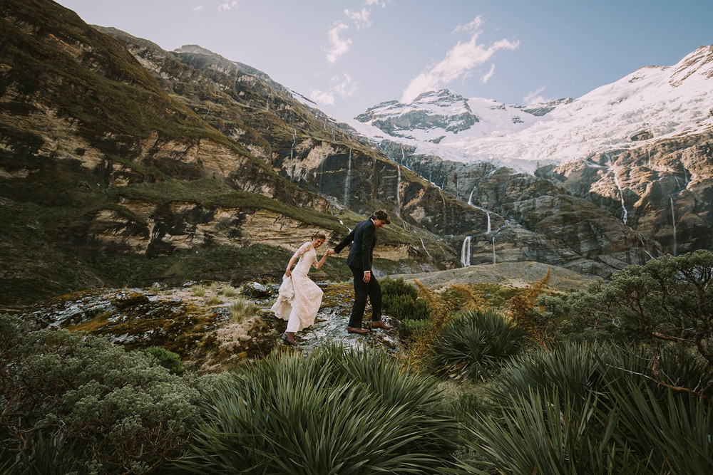 Rank #2 (65 Points), © Fredrik Larsson, Queenstown, New Zealand, World's Top 10 Wedding Photographers - Photo Contest