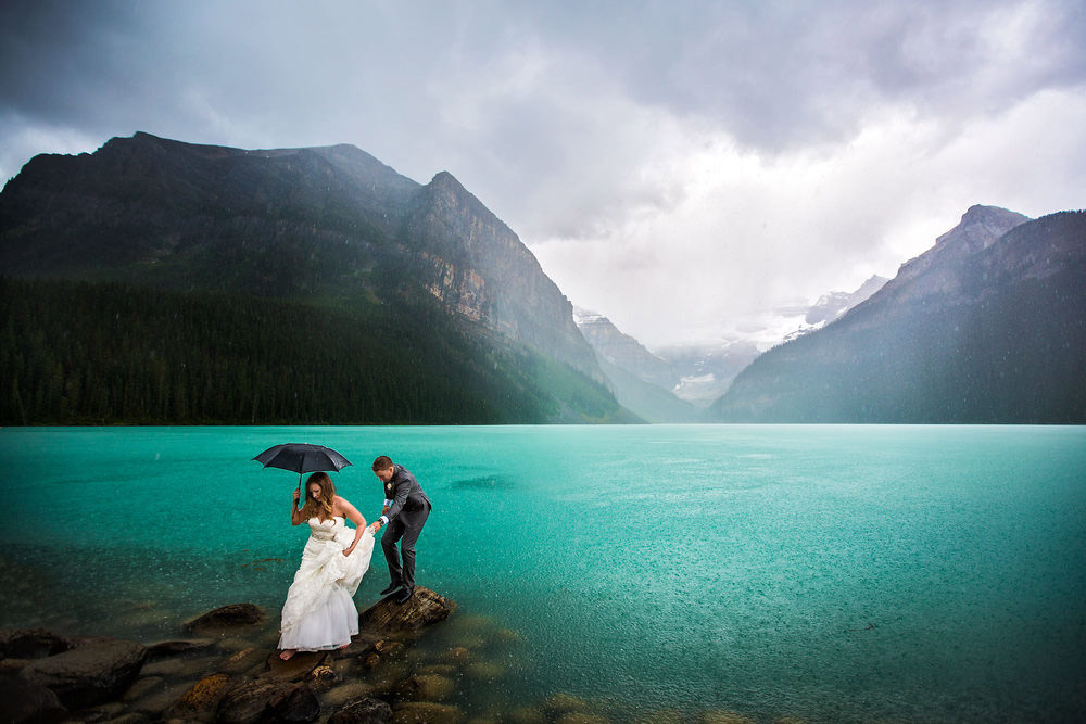 Rank #7 (46 Points), © Erika Jensen-Mann, Canmore, Alberta, Canada, World's Top 10 Wedding Photographers - Photo Contest