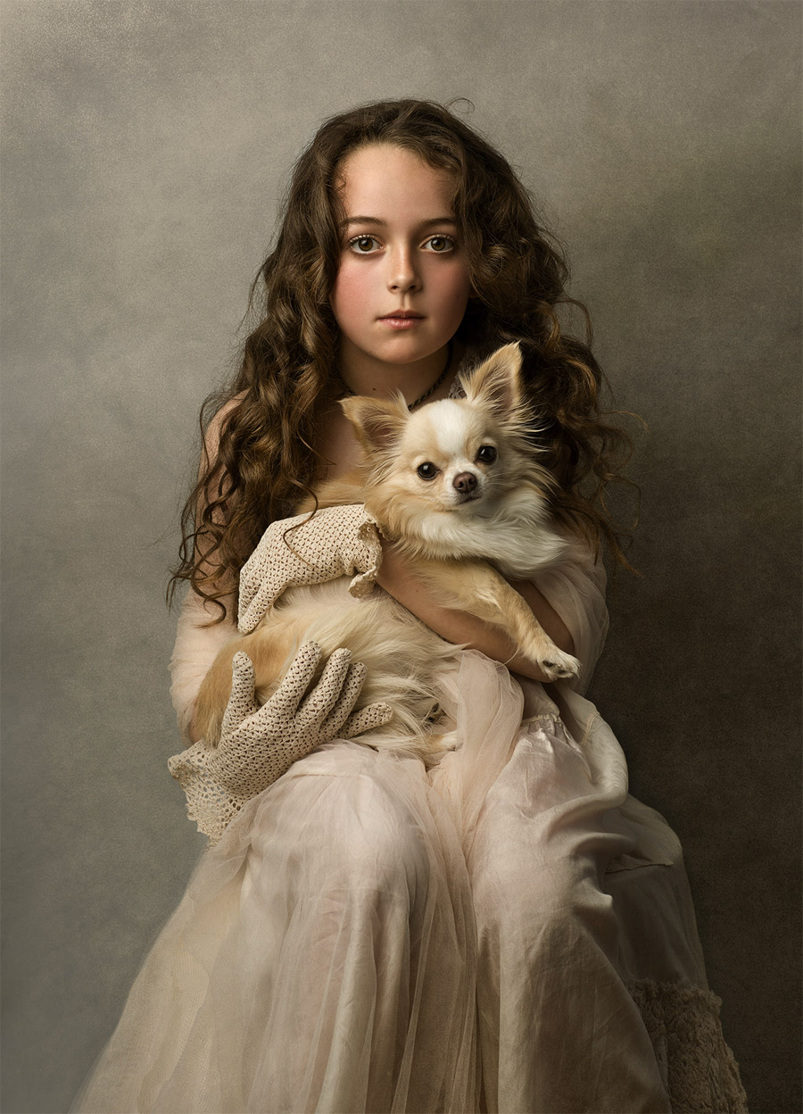Vicky Papas, First Place : Portrait — Children, WPPI Annual Print Competition 2017