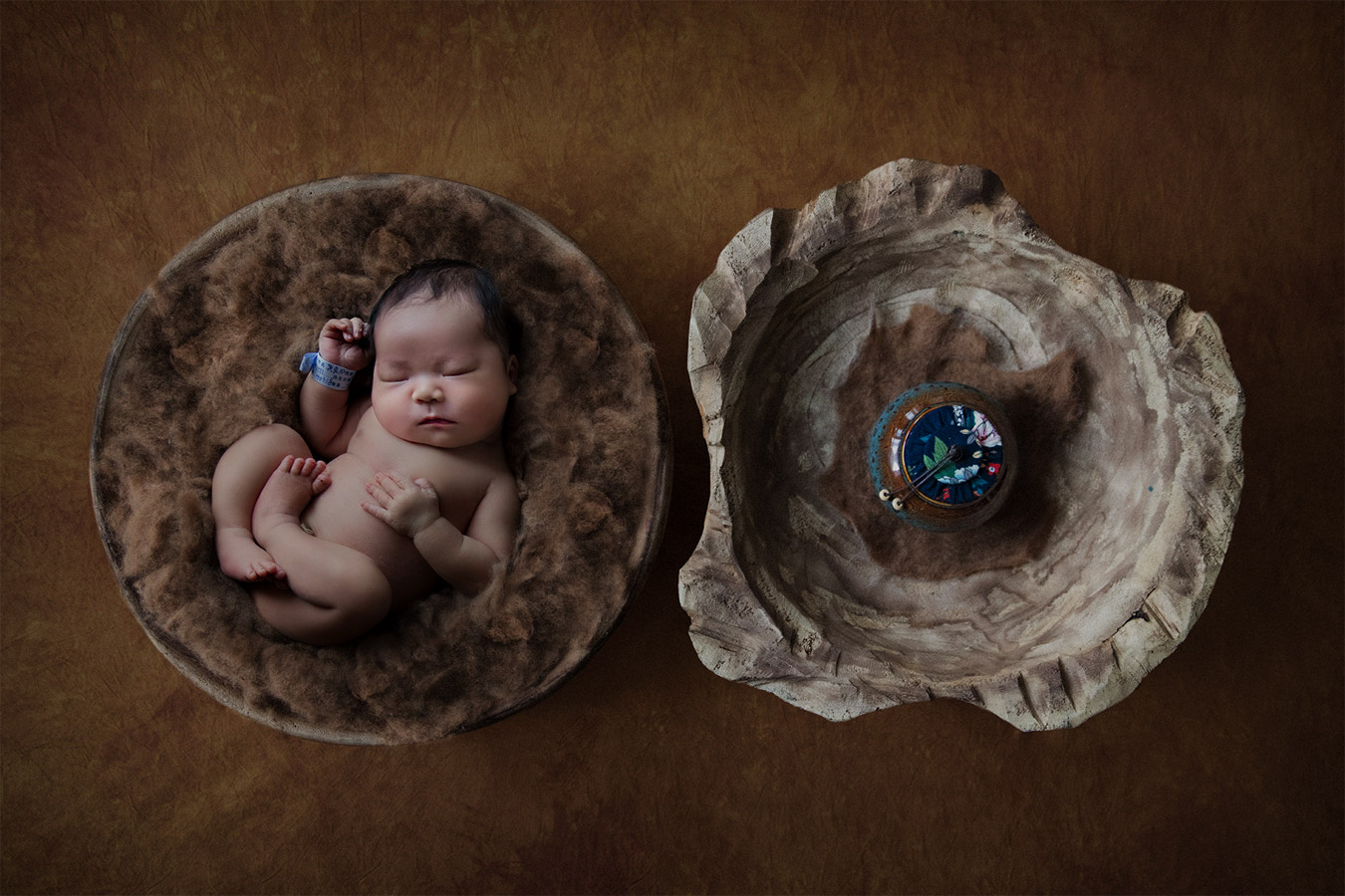 Kelly Brown, First Place : Portrait — Newborn, WPPI Annual Print Competition 2017