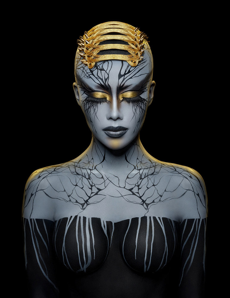 © Erich Caparas, First Place : Creative Division - Fashion/Beauty, WPPI Annual Print Competition