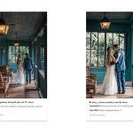 © Sofie Louca, First Place : Album Division - Wedding, WPPI Annual Print Competition