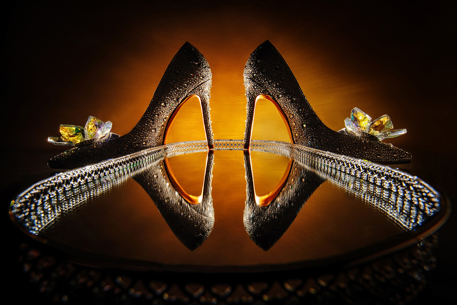The shoe shot, Andy Zheng, First Place : Wedding Division - Wedding Details, 2017 WPPI First Half Competition
