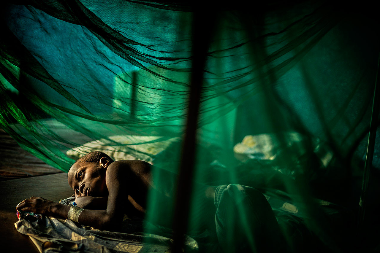 Malaria. The Paradise Of Forgotten Hearts, © Antonio Renuncio, Spain, Winner, Xposure International Competitions