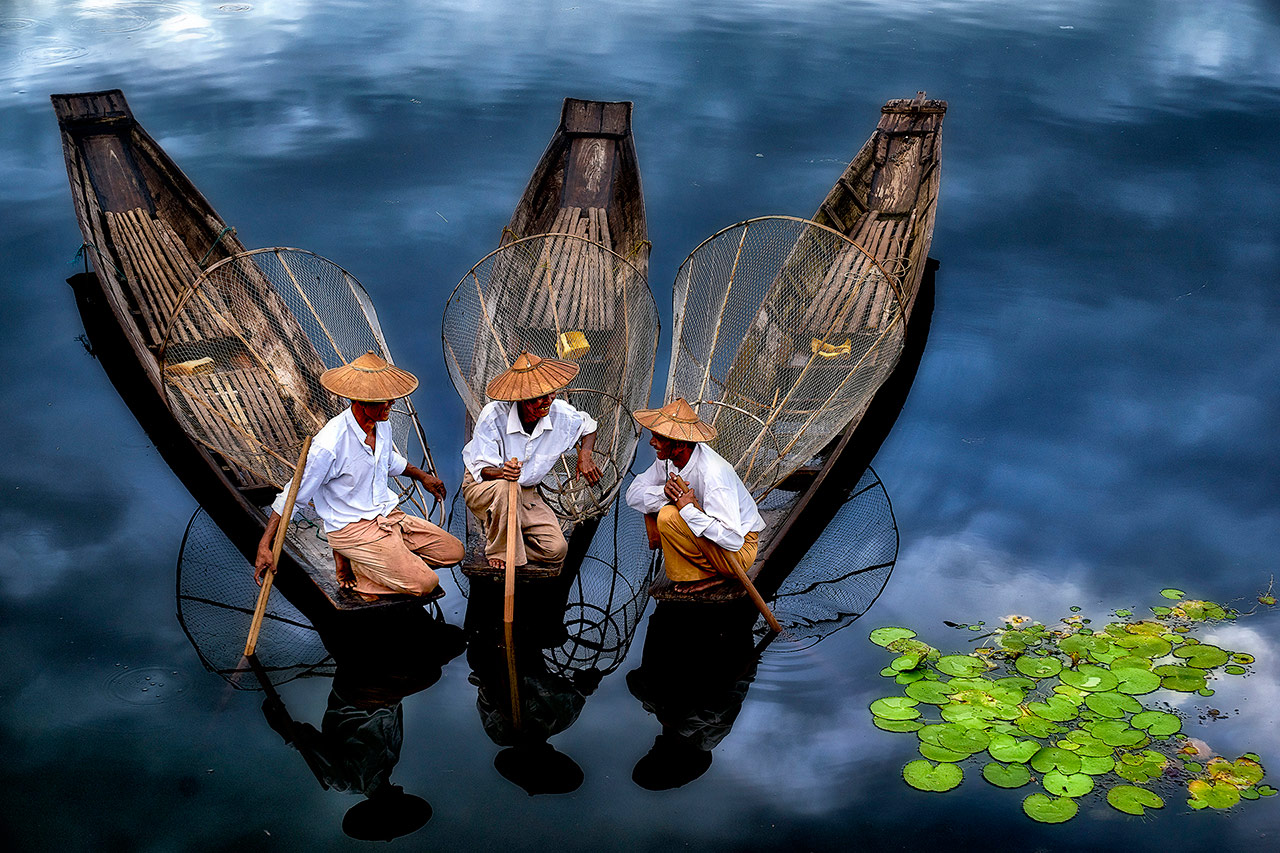 Waiting for Passenger, © Thi Ha Maung, Myanmar, Runner-Up, Xposure International Competitions