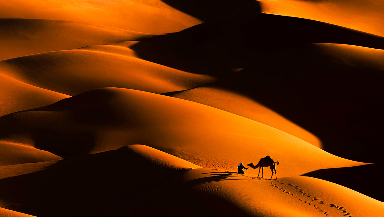 The Gold Dunes, © Samah AL Khuffash, United Arab Emirates, Winner, Xposure International Competitions