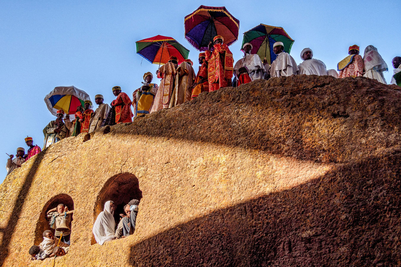 Ethiopian Christmas Pilgrimage to Lalibela, © Mario Adario, ZEISS Photography Award 2017 Winners
